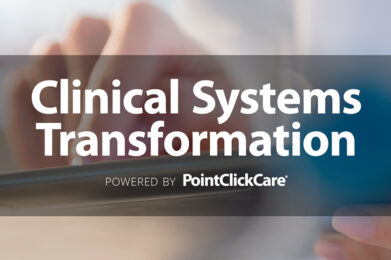 PointClickCare Launch