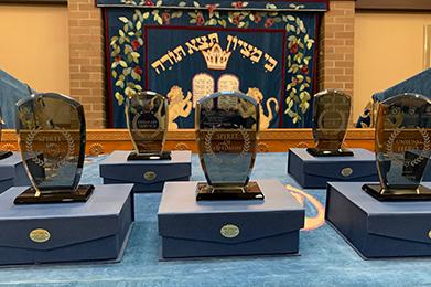 2020 Long Service Recognition & Recognition Awards Ceremonies