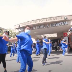 Louis Brier's Jerusalema Dance Challenge Video